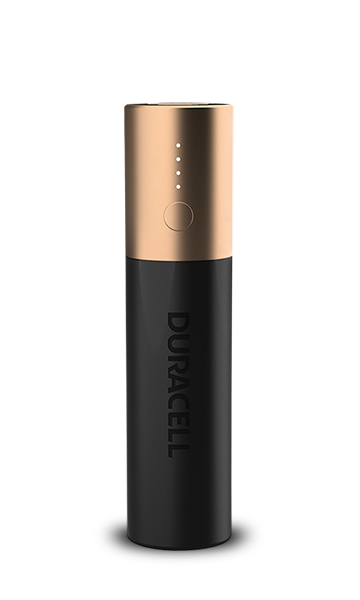 Duracell Powerbank 3350mAh