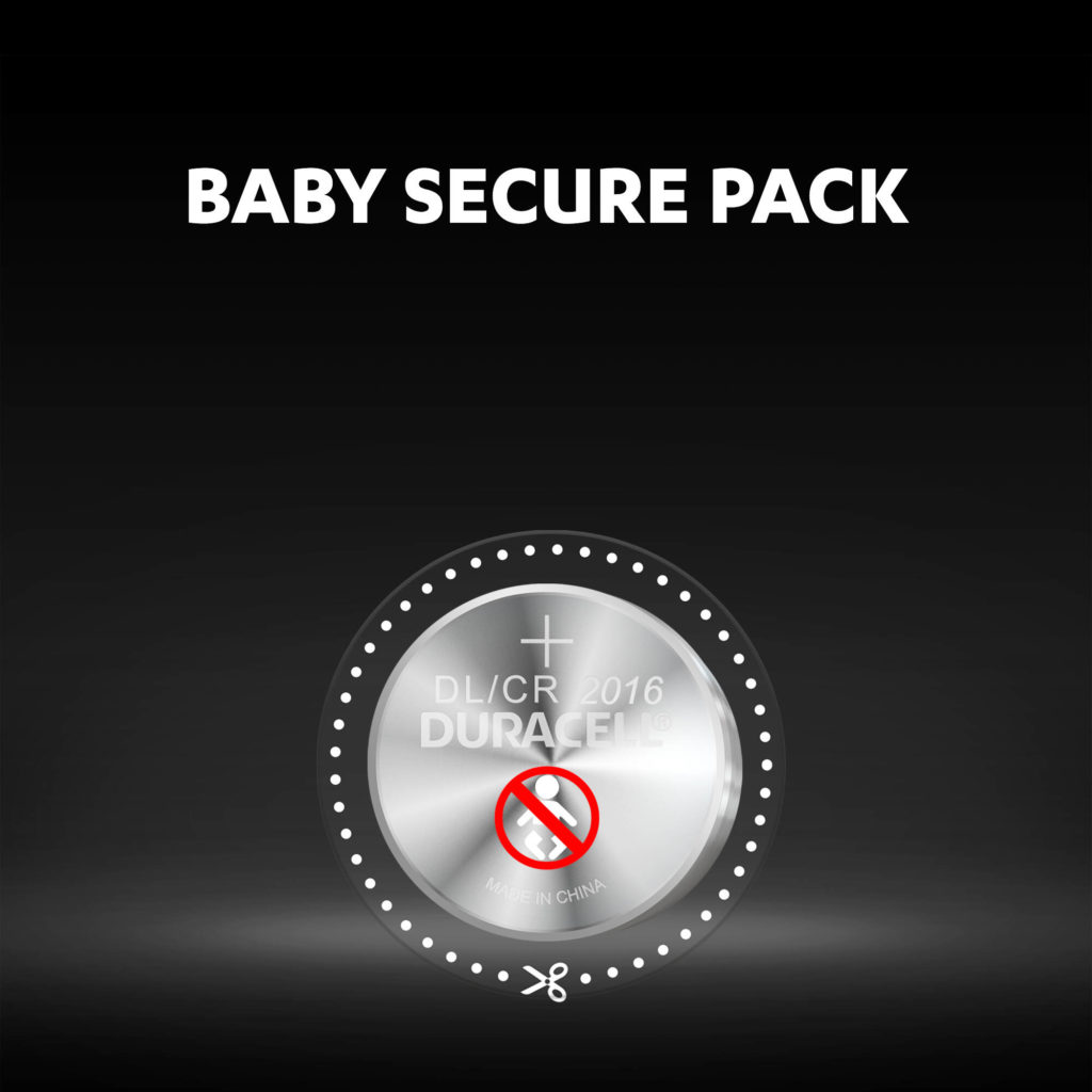 Baby secure pack icon